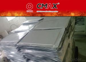 Nanometer Micropore Insulating Board With Alumina Foil Coating
