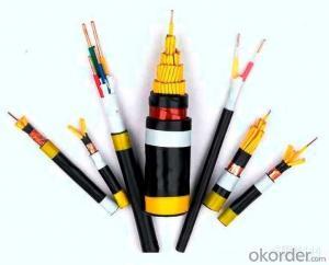 Instrumentation and Signal Control Cable 300/500V, 450/750V