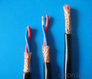 Instrumentation and Signal Control Cable 300/500V, 450/750V