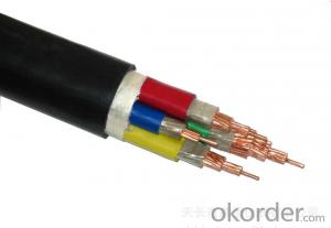 PVC Control Cable 300/500V, 450/750V