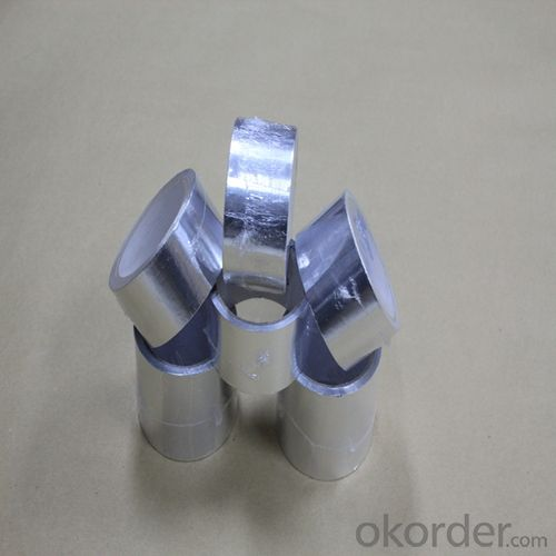 Aluminum Foil Tape for HVAC Insulation USE