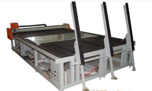 YR-4228 Full Automatic glass loading machine-Hot selling Machine