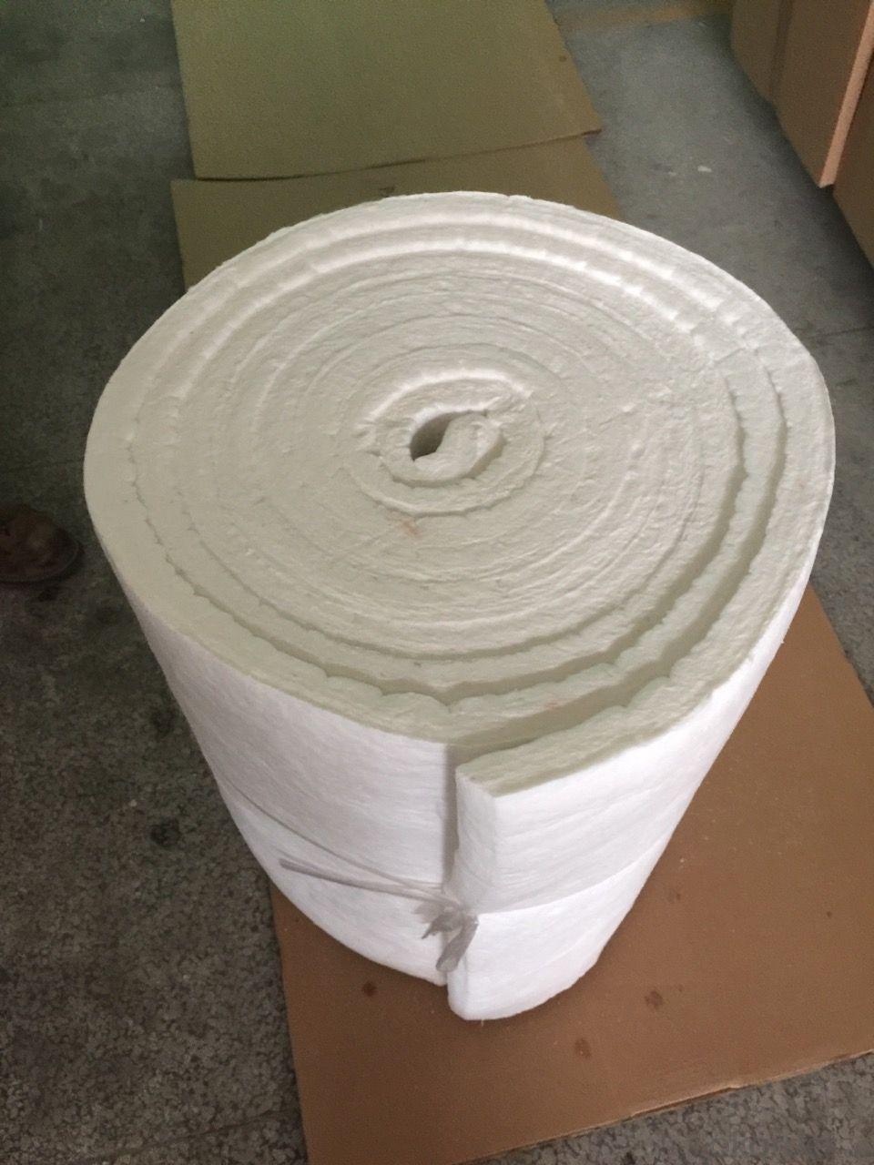 Refractory Insulating Ceramic Fiber Blanket High Zircon