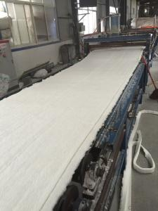Refractory Insulating Ceramic Fiber Blanket STD