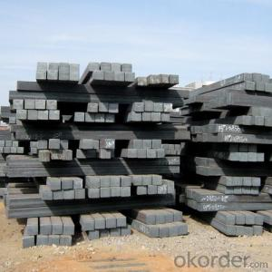 Steel Billet for Basic Building Materials