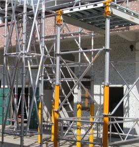 Aluminum-frame table Formwork System and Scaffolding System