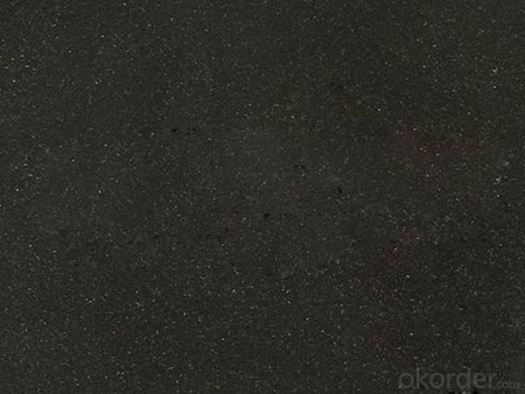 India Black Granite Stone for Granite Tile, Slab, Countertop and Paving