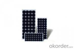 30kW CNBM Monocrystalline Silicon Panel for Home Using