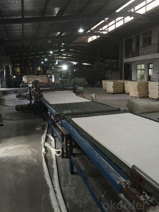 Refractory Insulating Ceramic Fiber Blanket Standard