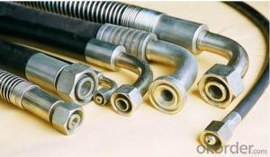 High Pressure Hoses / Rubber Hose / Hydraulic Hose