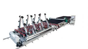 YR-4228 Full Automatic glass cutting machine