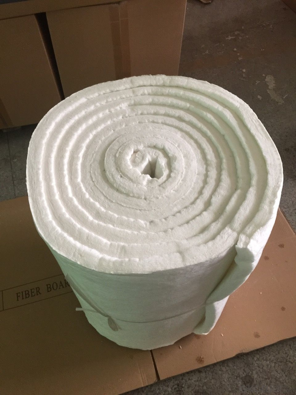 Refractory Insulating Ceramic Fiber Blanket HP