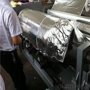 Aluminum Foil Laminated Cryogenic Insulation Paper for Dewar Vessel