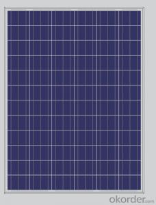Poly Solar Panels 200w Grade A Panels with 25 Years Warranty