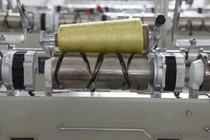 Tight Fabric Cone Bobbin Winder Machinery for Textile