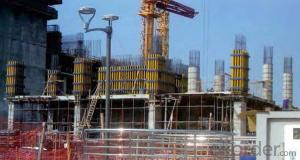 Automatic Climbing Formwork in Construction Buildings
