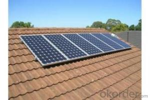 1000W CNBM Monocrystalline Silicon Panel for Home Using