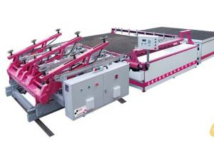 YR series Full Automatic glass cutting line