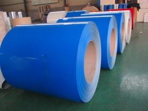 Coated Color Steel In Good Quality for Tiles