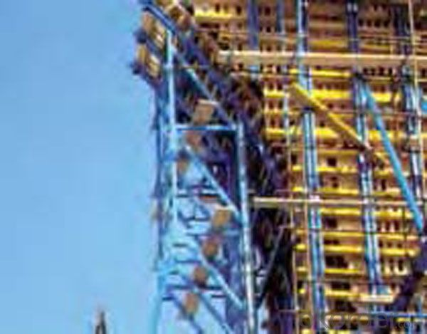 Steel Frame Formwork with Higher Quality in Construction Building