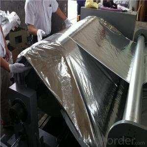 Aluminum Foil Laminated Cryogenic Insulation Paper for Dewar Containers