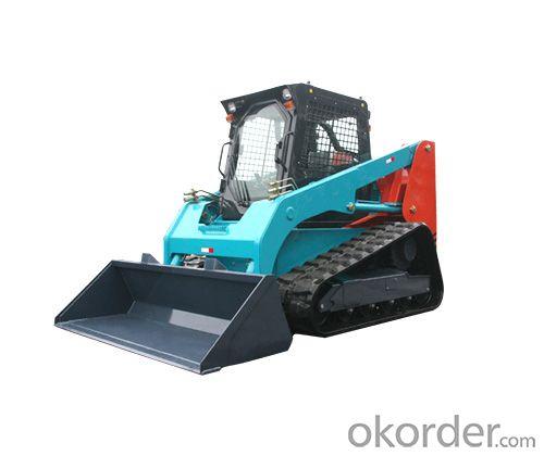 CMAX Crawler Skid Steer Loader  Multi-function Equipment