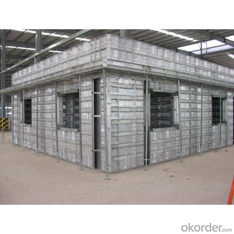 Whole Aluminum Formwork System From China