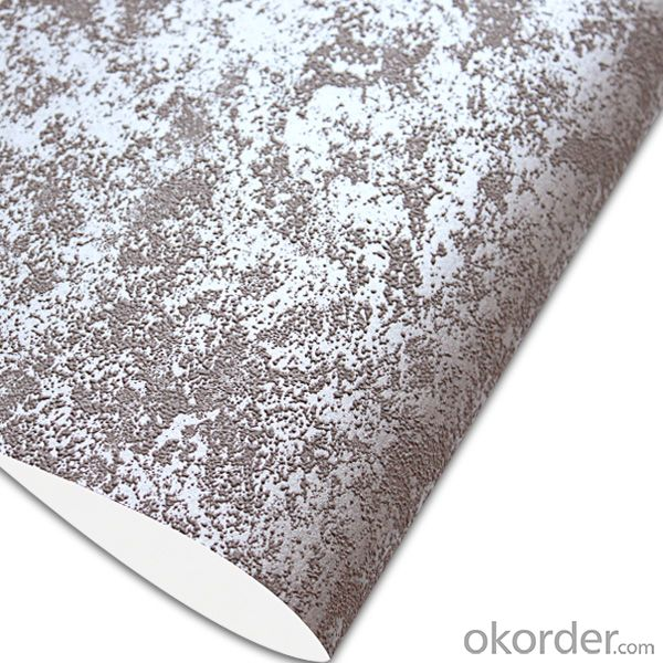 Glass Bead Wallpaper Digtal Printing New Design Wallpaper