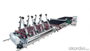 2015 Full and Semi automatic glass cutting machine HOT SALE!