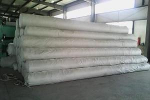 Pet Long Fiber White Construction Filter Fabric