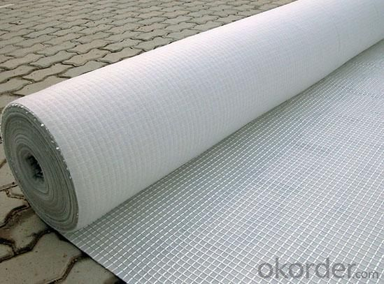 Punched Pet Quality Nonwoven Geotextile for Road Construction