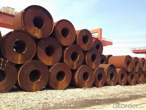 Hot Rolled Steel Coil for Steel Construction
