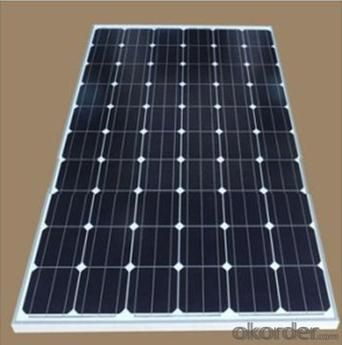 2W CNBM Monocrystalline Silicon Panel for Home Using