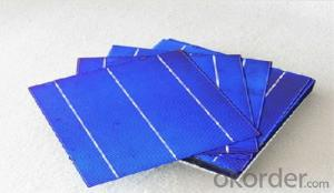 A Grade 156x156 mm Polycrystalline Solar Cell