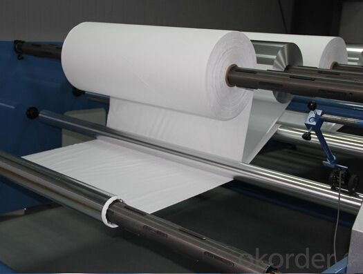 Aluminum Foil Laminated Cryogenic Insulation Paper in China