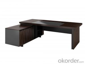 Curved Manager Office Table Design CMAX