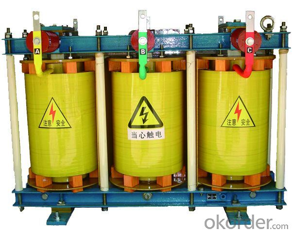 Auto compensation stepped series reactor
