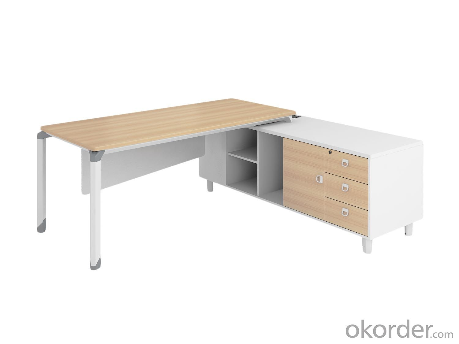 Work Desk for Office Furniture Classic Design