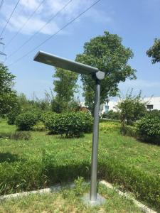 Factory Price 80,000 Hours Lifespan All In One Solar Street light