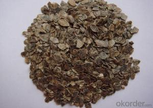 4-8mm Expanded Vermiculite in Construction