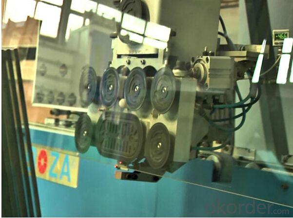 Glass Block Production Line Waterjet Cutting Machine