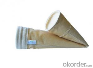 Fiberglass Cement Dust Collector Filter Bag