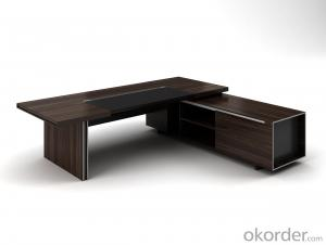 Wooden Office Furniture Table Simple Design