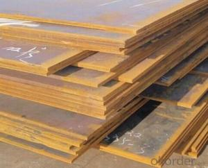Steel Plate Hot Rolled in Good Quality HR