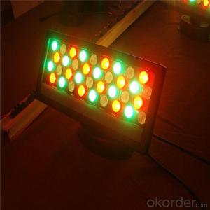Led Fog Light 50W China Best Red Blue Green Yellow RGB