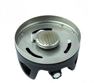 Camping Stove for Cooking With a 10 Watt Thermoelectric Generator
