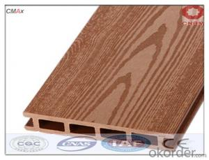 Indoor Wood Grain Click Planks Vinyl WPC Flooring