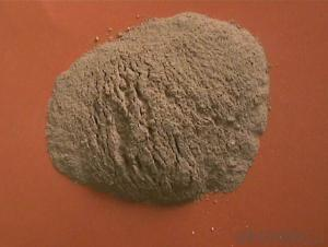 90% Round Kiln Calcined Bauxite For Alumina Industry