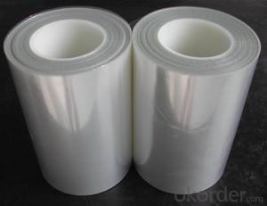 Silicone Protective Film Transparent Protective Film