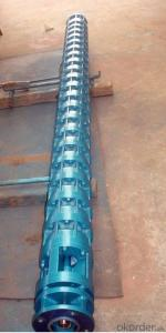 QJ Multistag Submersible Centrifugal Water Pump